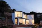 Szukając kadrów i światła. Cadaval & Solà-Morales: Sunflower House. (#40)