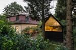 Czarodziejska szopa. Sue Architekten: Verwunschener Schupfen – Haus Leopold (#73).