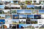 75! Domy świata - spis alfabetyczny