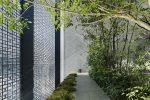 Za szklanym murem. Hiroshi Nakamura & NAP: Optical Glass House. (#76)